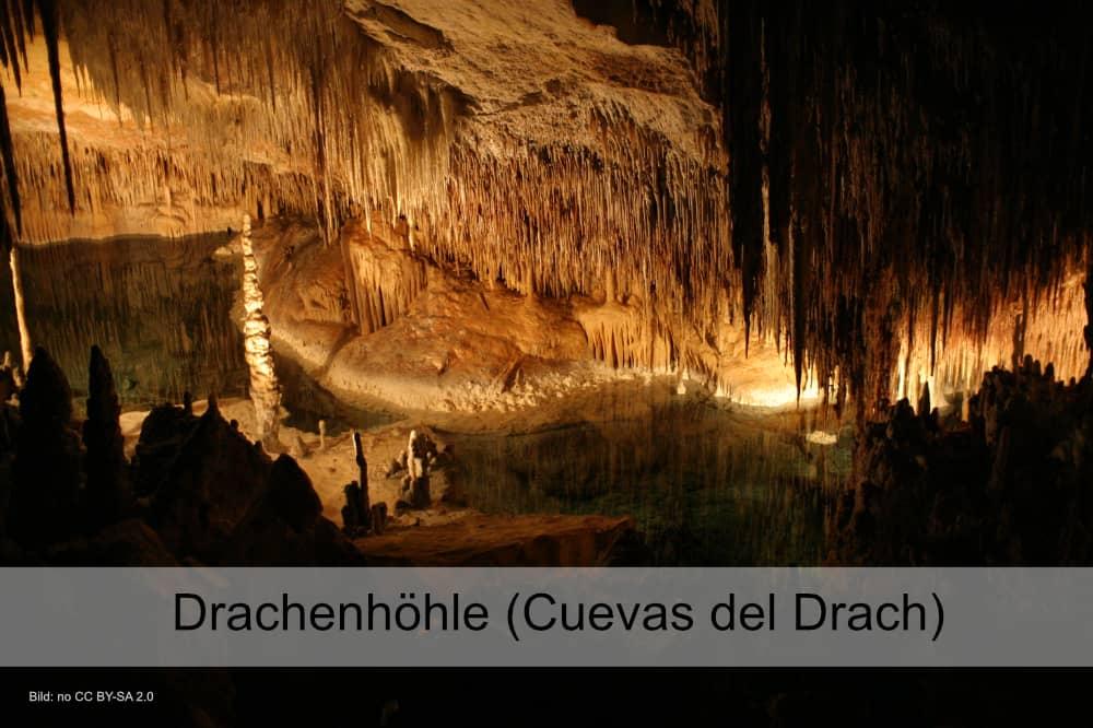 Ausflug Drachenhöhle (Cuevas del Drach)